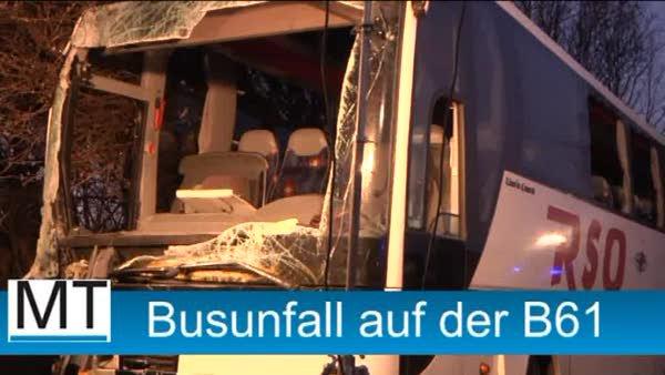 Busunfall: Eine Schwerverletzte auf Rückweg von Klassenfahrt - Mindener Tageblatt