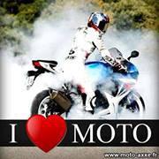 La moto il y a que ça de vrai