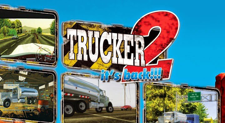 تحميل لعبة قيادة الشاحنات Trucker 2 | تحميل العاب كمبيوتر