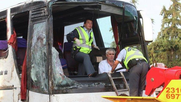 Grèce: 4 touristes russes tués dans un accident de la route