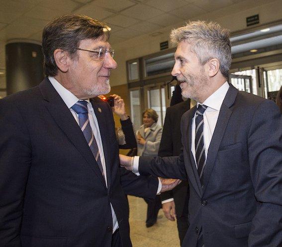 Pour le ministre de l'Intérieur espagnol, la dispersion n'est plus justifiée