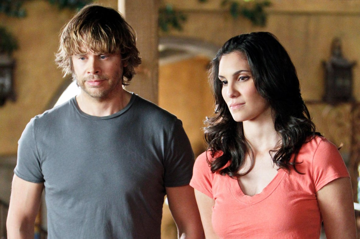 Exclusive NCIS: LA Sneak Peek: Kensi and Deeks Have Their First Fight!