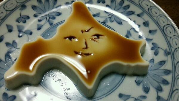 Twitter / sinsi_k_0210 : 豆腐で遊んだ結果 ...