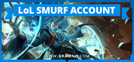 LoL Smurf Account
