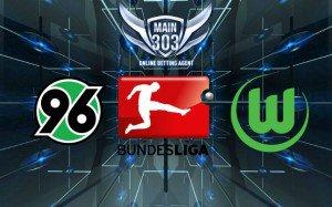Prediksi Hannover 96 vs Wolfsburg 6 Desember 2014 Bundesliga
