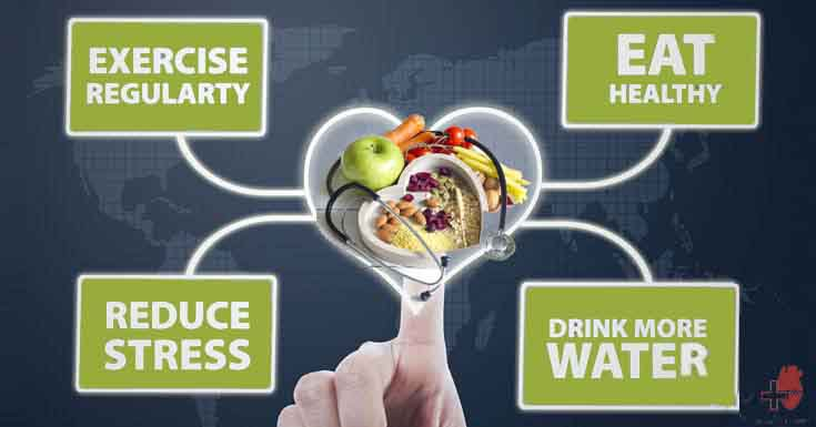 Healthy Lifestyle Awareness Month : Eat Healthy - Stay Healthy | Article One