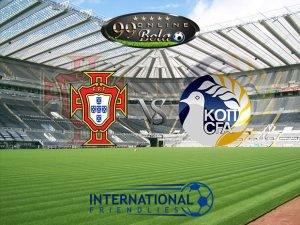 Prediksi Portugal Vs Cyprus 3 Juni 2017