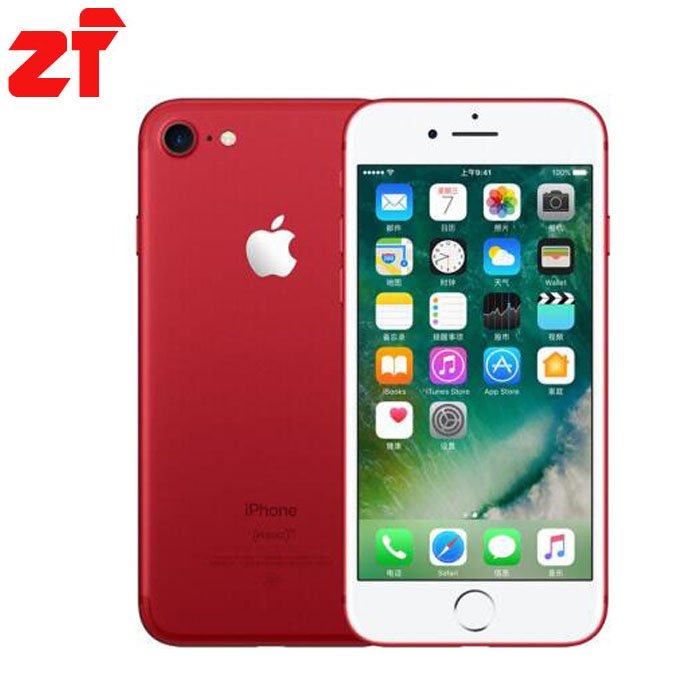 Apple iPhone 7 plus New Original 2GB RAM 32gb 128GB 256GB ROM IOS 10 LTE Quad Core Fingerprint Brand Cell Phones iphone7 plus-in Mobile Phones from Cellphones & Telecommunications on Aliexpress.com...