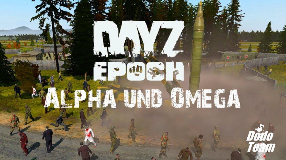 "DayZ Epoch - Alpha und Omega ""Der Anfang vom Ende AΩ"" [Post-Apocalyptic Short Film German]"