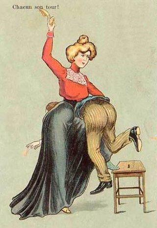 Querelles conjugales à l'origine d'unepromenade sur un cheval, âne ou boeufpour le voisin du mari battu