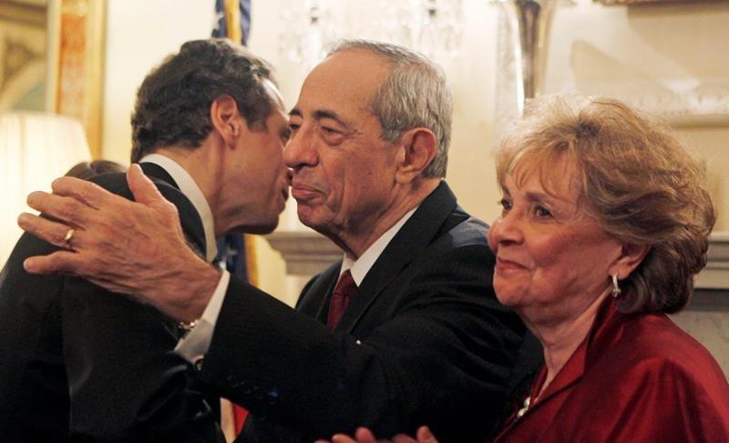 L'ex-gouverneur de l'État de New York Mario Cuomo est mort à l'âge de 82 ans - Grands Titres