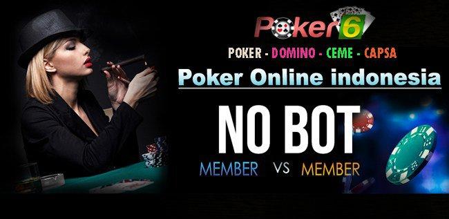 Memilih Agen Judi Poker Online 24jam Non Stop