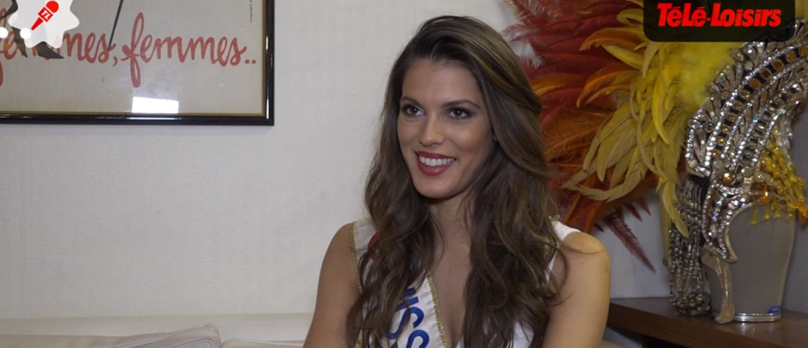 "Iris Mittenaere (Miss France 2016) : ""J'adorerais faire Danse avec les stars"" (VIDEO)"