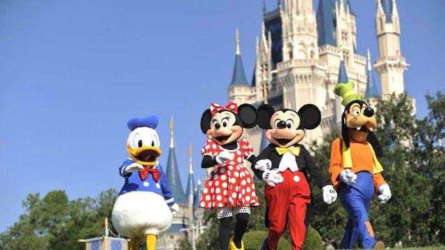 Voyage à Disneyland a gagner ! - Cadeaux en ligne France
