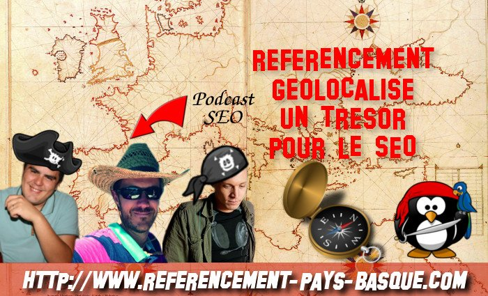 Le référencement local en podcast SEO