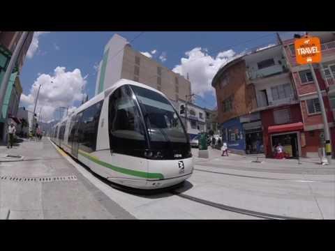 La meilleure vue panoramique de la ville de Medellín peut être trouvée dans cette vidéo - LNO