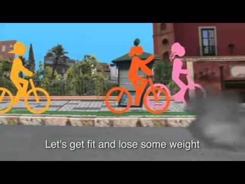 El David Aguilar - La cumbia de la bici - LNO