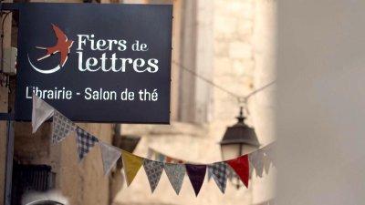 La grande librairie Visitez la librairie Fiers de lettres à Montpellier