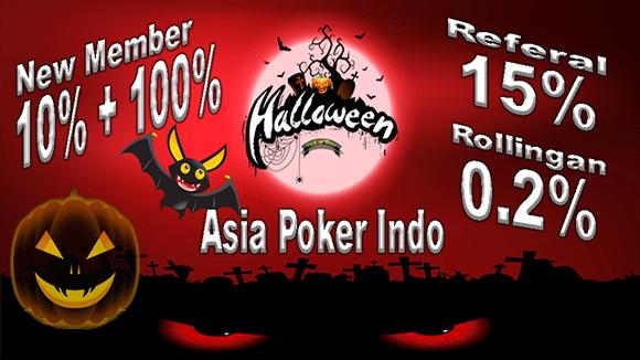 Bonus Rollingan Dalam Judi Poker Online Uang Asli