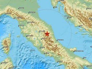 Σεισμός 6,7 Ρίχτερ στην Ιταλία | ΘΗΒΑ REAL NEWS