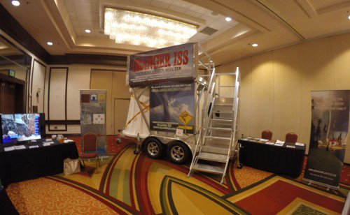 Storm Shelter Featured at Emergency Management Conference | Business - Alamogordo Daily News