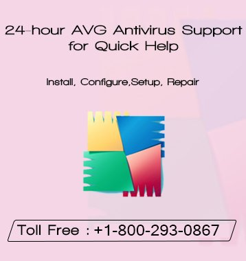 1800-293-0867 AVG Antivirus Support Phone Number