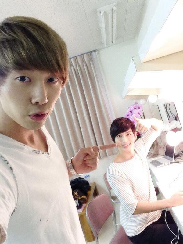 Hoon et Kiseop n_n
