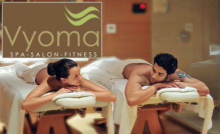Make Your Beauty Service Affordable With Vyoma Spa Coupon