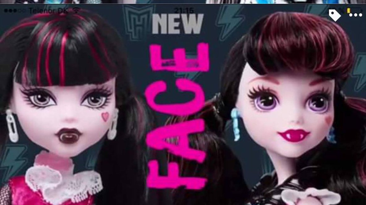 Mattel: Save the original Monster High dolls!!!