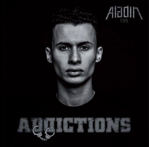 Aladin 135 dévoile un troisième extrait de sa mixtape «Addictions»