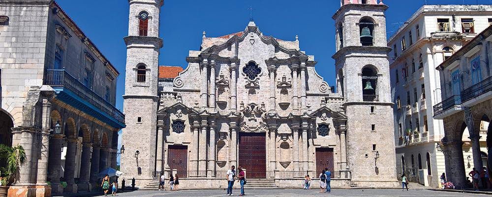 Excursion Two Days Habana Cuba's Nine UNESCO World Heritage Sites