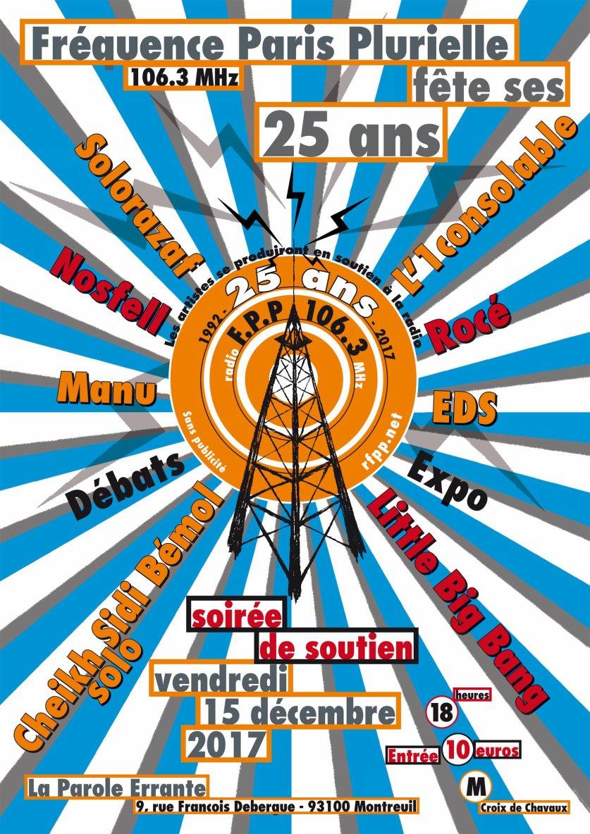 RFPP fête ses 25 ans