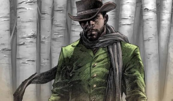 Premières images de Django Unchained en comic book | CineChronicle