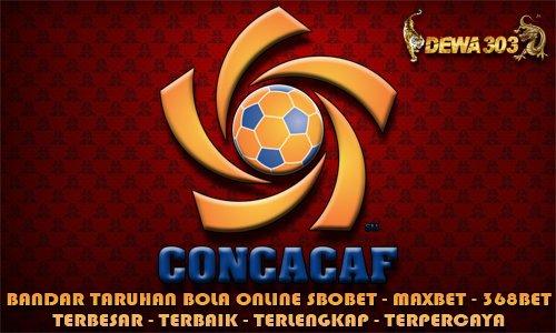 Situs Judi Bola Piala Emas CONCACAF 2017 Terpercaya