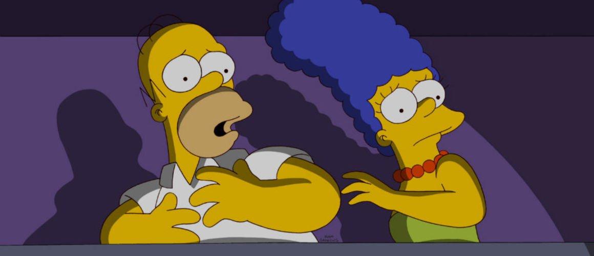 Les Simpson réagissent à l'élection de Donald Trump