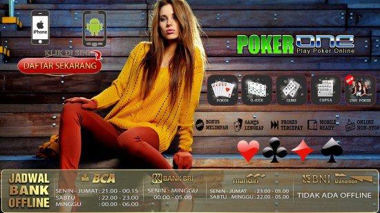 Tips Bermain Poker1one Capsa Susun Online