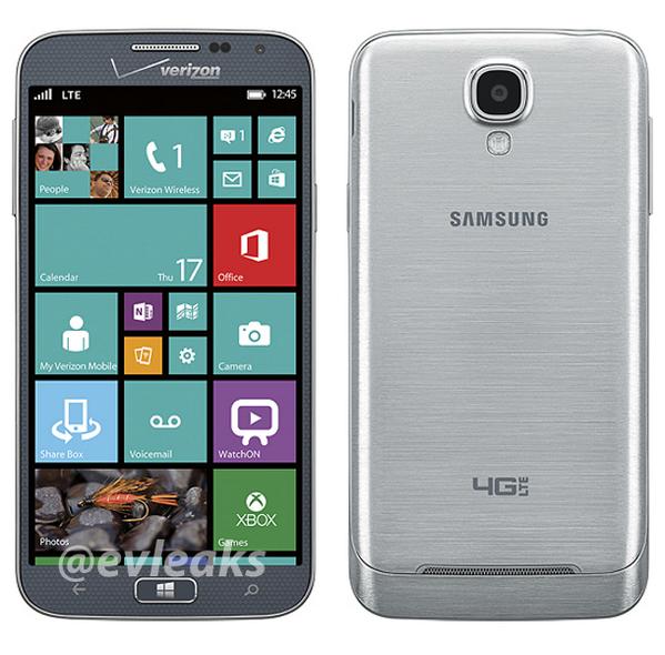 Samsung ATIV SE Detailed Specs