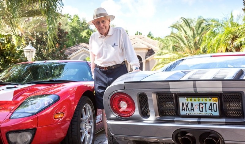 The creator of the first modern SUV: Ford GT40, dies at 92 years old