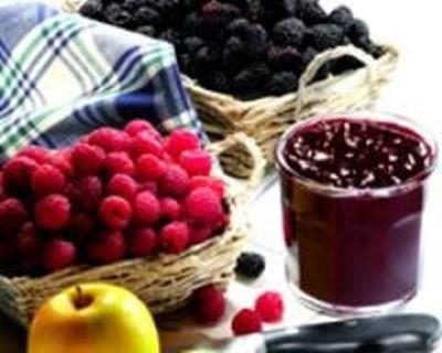 Gelée aux trois fruits