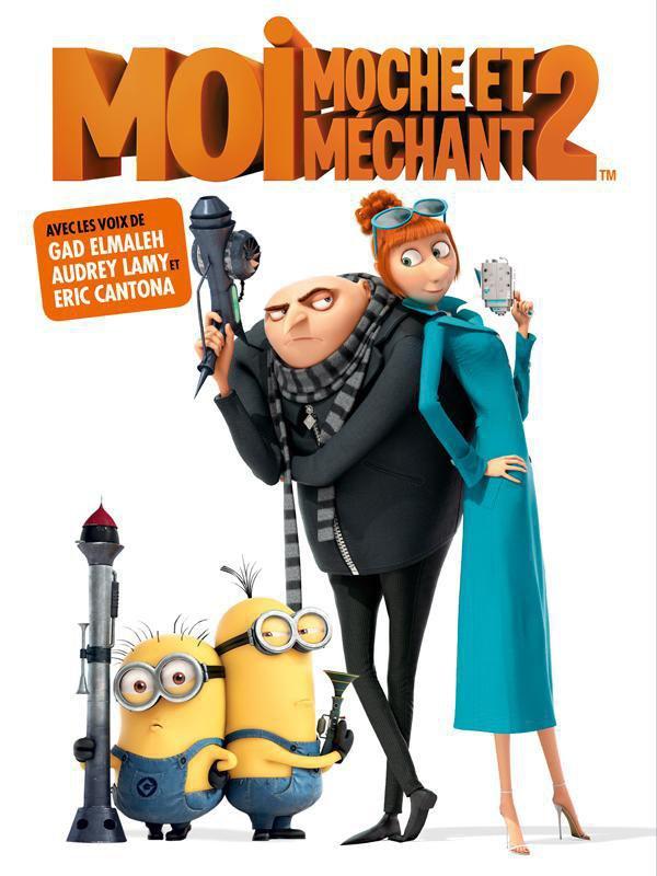 """Critique """"Moi Moche et Méchant 2"""""""