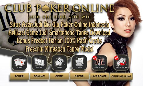 Poker Online Handphone Hp Ponsel Smartphone Android iOS