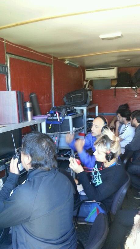 Twitter / UpdatesVioletta : backstage #violetta3 aujourd'hui ...