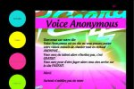Wix.com Voice Anonymous created by voiceanonymousrf based on pop-pro | Wix.com