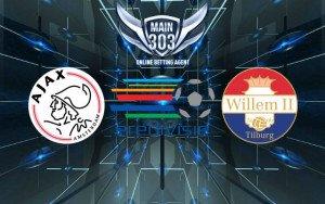 Prediksi Ajax vs Willem II 16 Agustus 2015