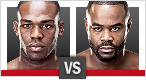 UFC® 145 Live on Pay-Per-View: Jones vs. Evans
