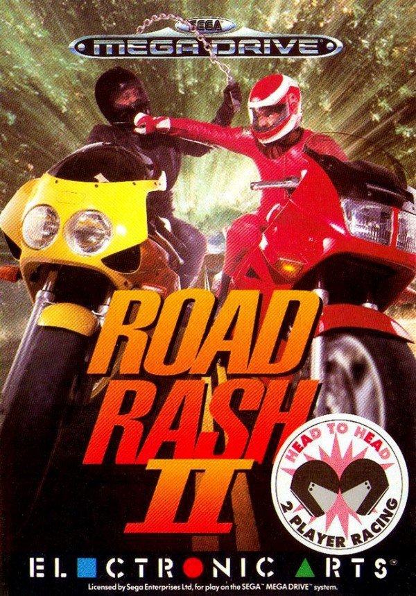 Road Rash - 1992 - MegaDrive