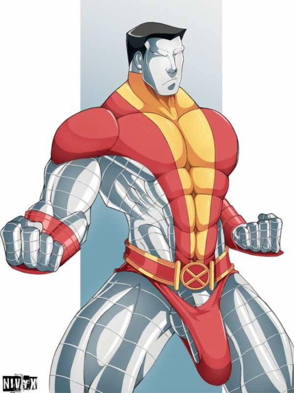 Le nouveau uniforme de Colossus ! <3