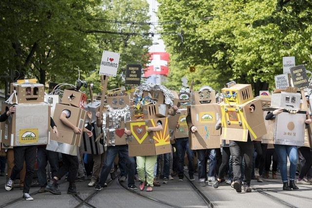 Zürich soll ein Labor für das Grundeinkommen werden