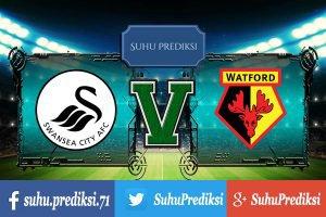 Prediksi Bola Swansea City Vs Watford 23 September 2017 | Suhu Prediksi