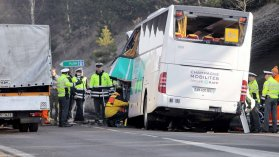 Le chauffeur du car scolaire accidenté à Rokycany est décédé à l'hôpital de Plzeň - France 3 Champagne-Ardenne